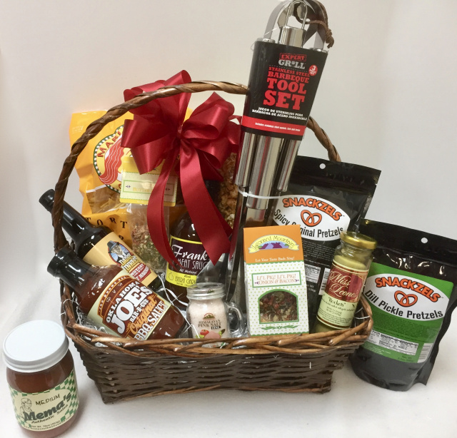 Made in Oklahoma Gourmet Gift Baskets