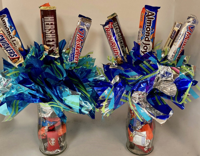 Happy Father's Day Candy Bouquet